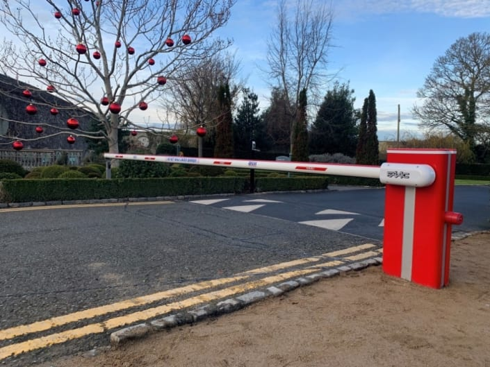 FAAC Traffic Barrier